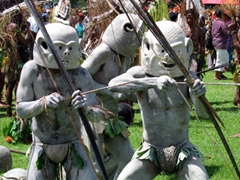 The Masked Mudmen