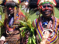 "The Goroka Festival is one of PNG's highlights; a definite ""do not miss""!"