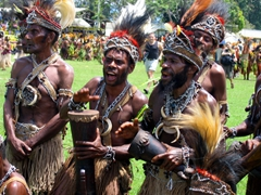 The sights, sounds, and smells! Goroka is amazing...