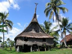 Village spirit house