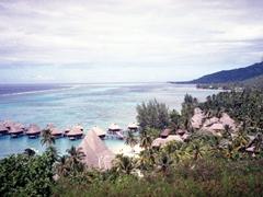 Beachcombers Resort, Moorea