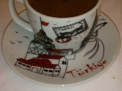 Turkish Coffee; Old Ottoman Cafe & Restaurant