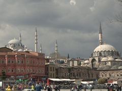 Süleymaniye & Rüstem Pasha Mosques
