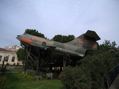 F-104 Starfighter; Istanbul Military Museum
