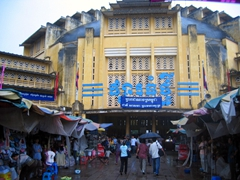 New Central Market, Phnom Penh