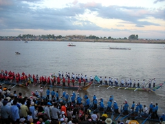 Tonle Sap River Races, Bon Om Thook Festival