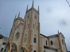 Church of St Francis Xavier; Malacca
