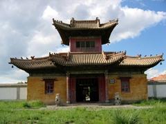 Choijin Lama Monastery; Ulan Bator