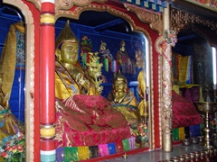 Buddha shrine, Gandan Monastery complex
