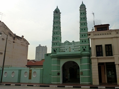 Masjid Jamae is one of the oldest mosques in Singapore