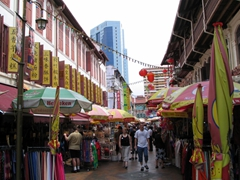 Chinatown is a shopaholics paradise