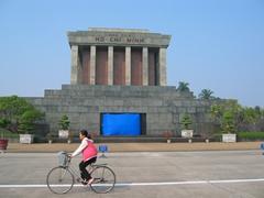 Ho Chi Minh's Mausoleum, Hanoi
