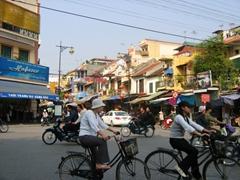 Old Quarter, Hanoi