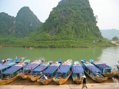 Phong Nha Boat Harbor