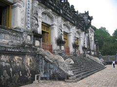Khai Dinh's Mausoleum, Hue