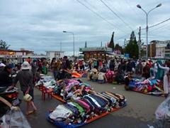 Dalat's open air market