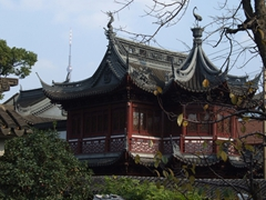 Scenic views abound at Yu Gardens