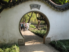 The Humble Administrator's Garden is wildly popular with local and foreign tourists