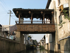 "Suzhou is often dubbed the ""Venice of the East"" due to its extensive canal system"