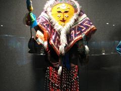 A religious Tibetan outfit