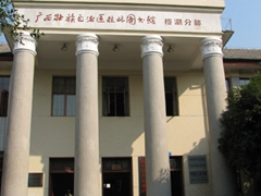Guilin's monstrous library