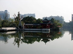 Real estate around Banyan Lake has soared exponentially as Guilin attracts Chinese as an ideal place to live