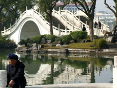 Guilin's city planners did a fine job constructing Banyan Lake Park