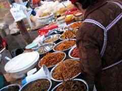 Korean dishes galore