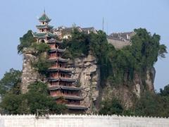Shibaozhai Fortress; Yangtze River