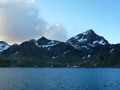 Cumberland bay - the gateway to the Grytviken Whaling Station