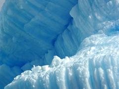 Amazing iceberg texture