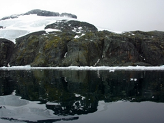 We spent an entire morning zodiac cruising Cierva Cove, which is on the west side of the Antarctic Peninsula, nestled north of Hughs Bay