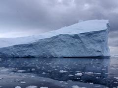 A large iceberg in Neko Bay
