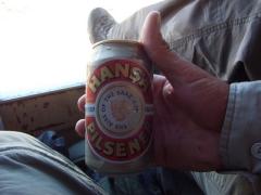 "Hansa Beer ""The Kiss of the Saaz Hor"""