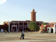Al Hassanian Mosque; Adrar