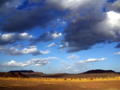 The Sahara has amazing landscape everywhere; south of In Salah