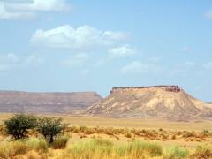 Nice desert views south of In Salah