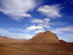 The road leading from Tamanrasset to Assekrem is a piste road so bring spare tires. However, the view is absolutely incredible so take your time getting there