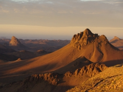 What a great place to enjoy a sunrise; Assekrem