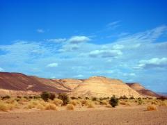 Landscape common to the Tiguelguemine area