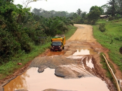 Bakeba road conditions