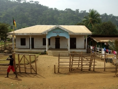 A school in Konye