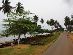 Kribi is a fantastic beach destination, perfect for lazing the day away