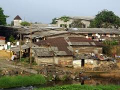 View of Kumba