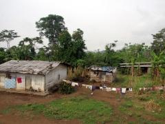 A simple Buéa dwelling