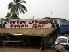 Doctor Obama snack bar; Buéa