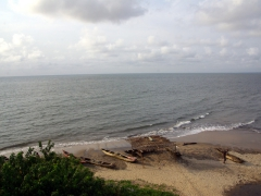 Kribi's inviting beaches
