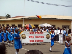Youth Day parade; Limbe