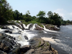 We enjoyed our visit to Kribi's Lobe Waterfall