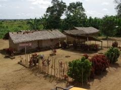 A very smart and tidy dwelling; Nyanga